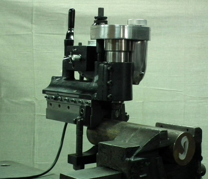 portable keyway machine