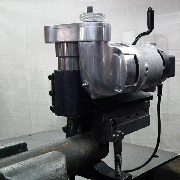 machine keyway