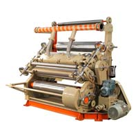 (Oblique Type Single Facer Machine (ME - 04))