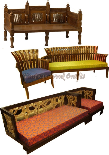 Sofas Wooden Contemporary Sofa Wooden French Sofa Suppliers In India
