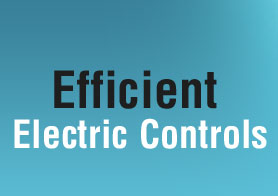 Efficient Electric Controls