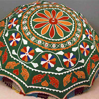 Applique Umbrella