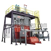 Vertical Baling Press