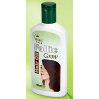 Herbal Hair Care Oil
