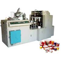 Paper Cup Making Machine Exporters