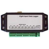 8 Channel Data Logger