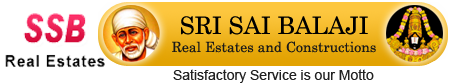 Sri Sai Balaji Real Estates & Constructions
